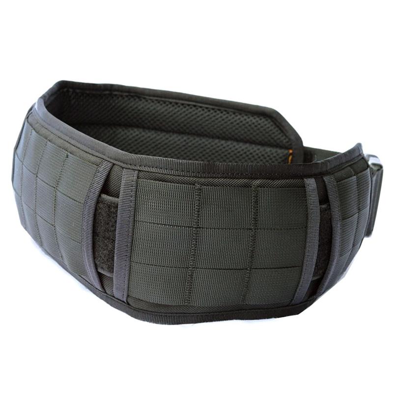 Padded Patrol Belt 1000D Nylon Dual-Use Molle Belt Molle Load Bearing Utility Belt