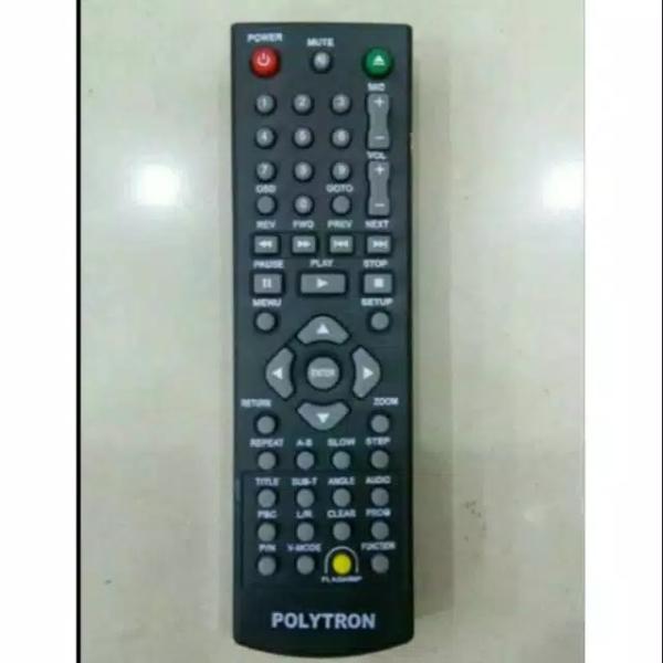 Remote Remot DVD Polytron