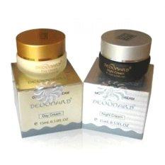 Cuci Gudang Deoonard Gold Cream Wajah Bonus Sabun