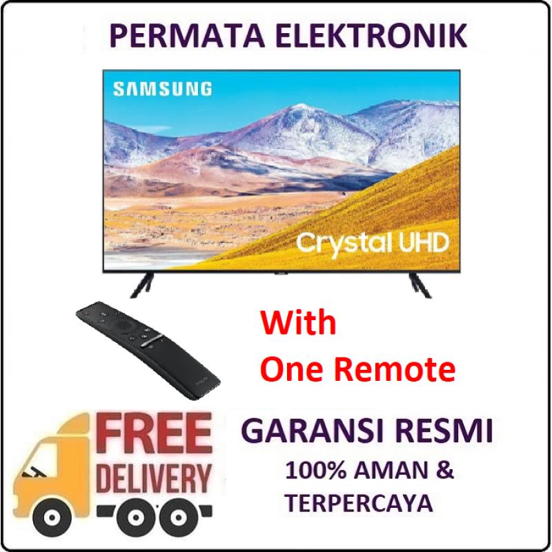 Samsung 75TU8000 75 Inch Crystal UHD 4K Smart LED TV UA75TU8000