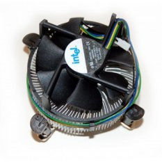 Intel Fan Lga 775 Original - Hitam