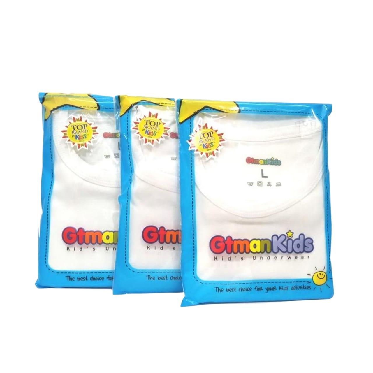 Kaos Dalam Oblong Kids Gt Man Gtmk03 By Izdan Shop.