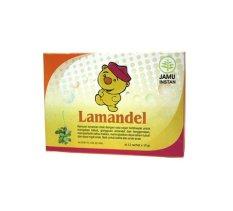 Super Herbafit Lamandel Herbal Amandel Tanpa Operasi - 12 Sashet
