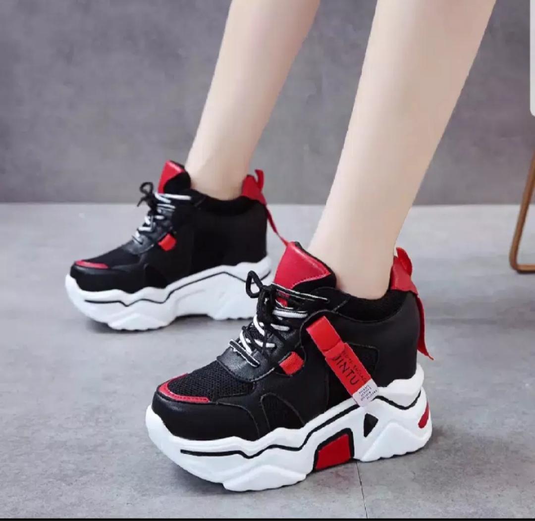 Sepatu Boots Wanita terbaru dari Rey_Colection