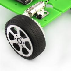 Miễn Phí Vận Chuyển 1 Bộ Đồ Chơi Mini Chạy Bằng Năng Lượng Mặt Trời DIY Car Kit Trẻ Em Tiện Ích Giáo Dục Sở Thích Hài Hước