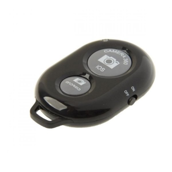 Pencarian Termurah Ashutb Tomsis Bluetooth 3.0 Remote Shutter for Smartphone - Hitam harga penawaran - Hanya