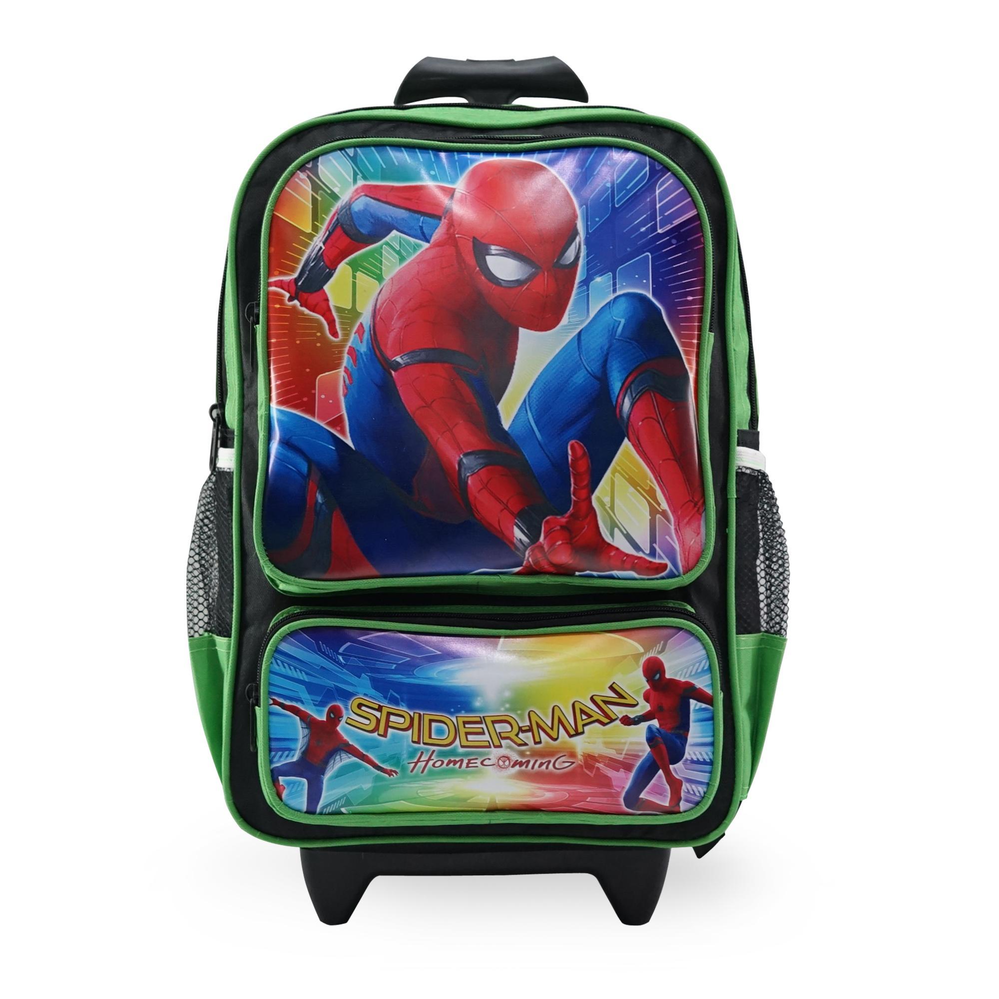 Tas Ransel Anak Sekolah Play Group Tahan Air Karakter Anak Spiderman 16 Inch By Indo Jaya Bags.