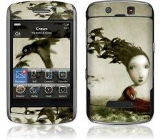 Gelaskins Blackberry Storm 9500 Crows