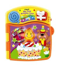 Vtech My First Birthday Card - Kuning