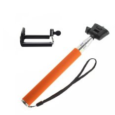Beli Tongsis Monopod Self Portraits Z07 1 Tongsis Mount Holder U Universal Oranye Tongsis Murah
