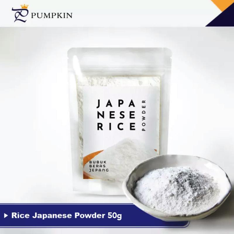 Rice Japan Powder Tepung Beras Jepang Organik Putih Bubuk Import 100g Pencerah Muka Glowing Pemutih Kulit Bisa Digunakan Untuk Masker Wajah Lazada Indonesia