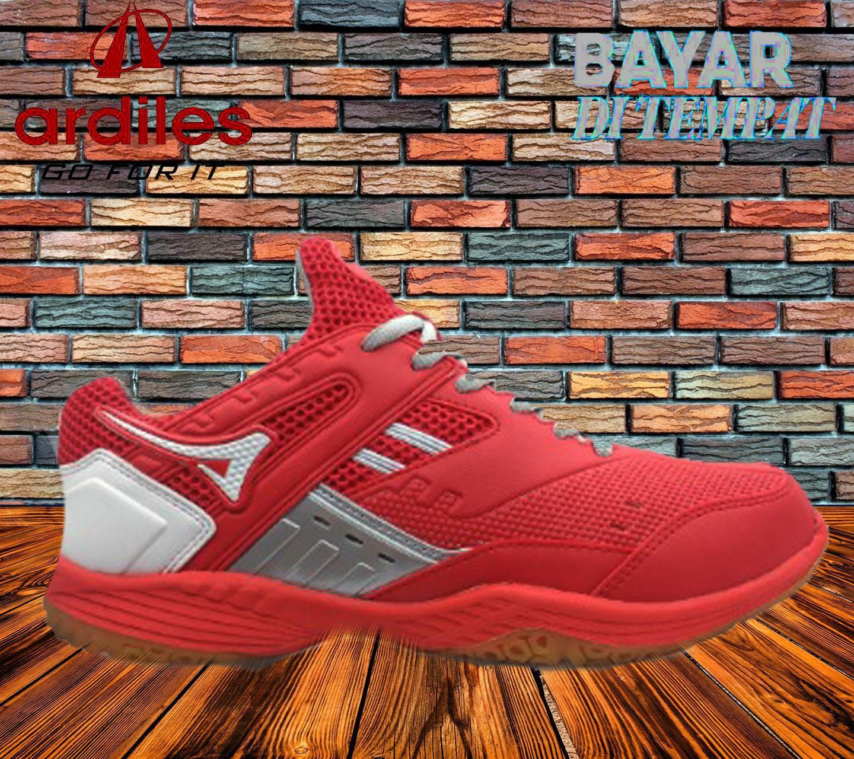 Ardiles Ectoplasm- Sepatu Badminton Pria - Sepatu Badminton Wanita - Sepatu  Olahraga - Sepatu Bulutangkis 5d7cbb0b1f