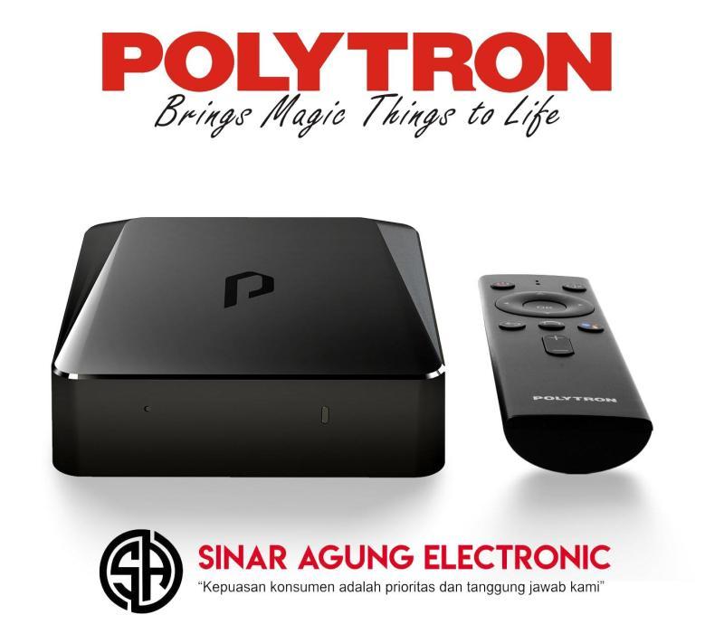 Polytron Mola Streaming Device (Dijamin 100% Original)