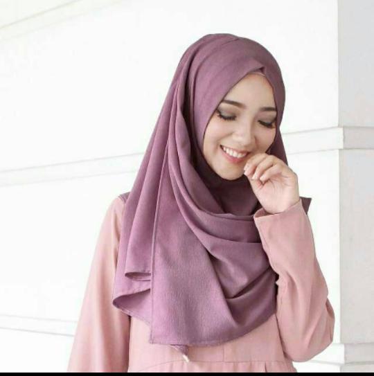 Jual Hijab PASHMINA INSTAN SALA PASTAN  Jilbab Khimar hijab