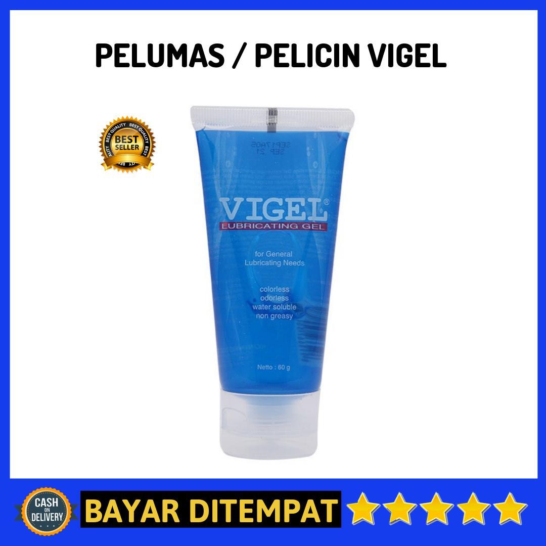 Vigel 60 gram lubricant pelumas serbaguna / Pelicin / Pelumas Kondom dan alat vital