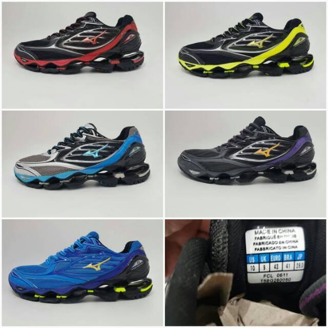 Promo Sepatu Volly Mizuno Wave Prophecy 6