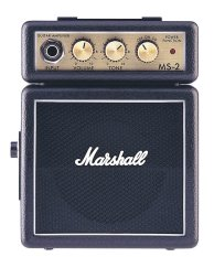 Marshall Micro Amp Ms 2 Black Indonesia