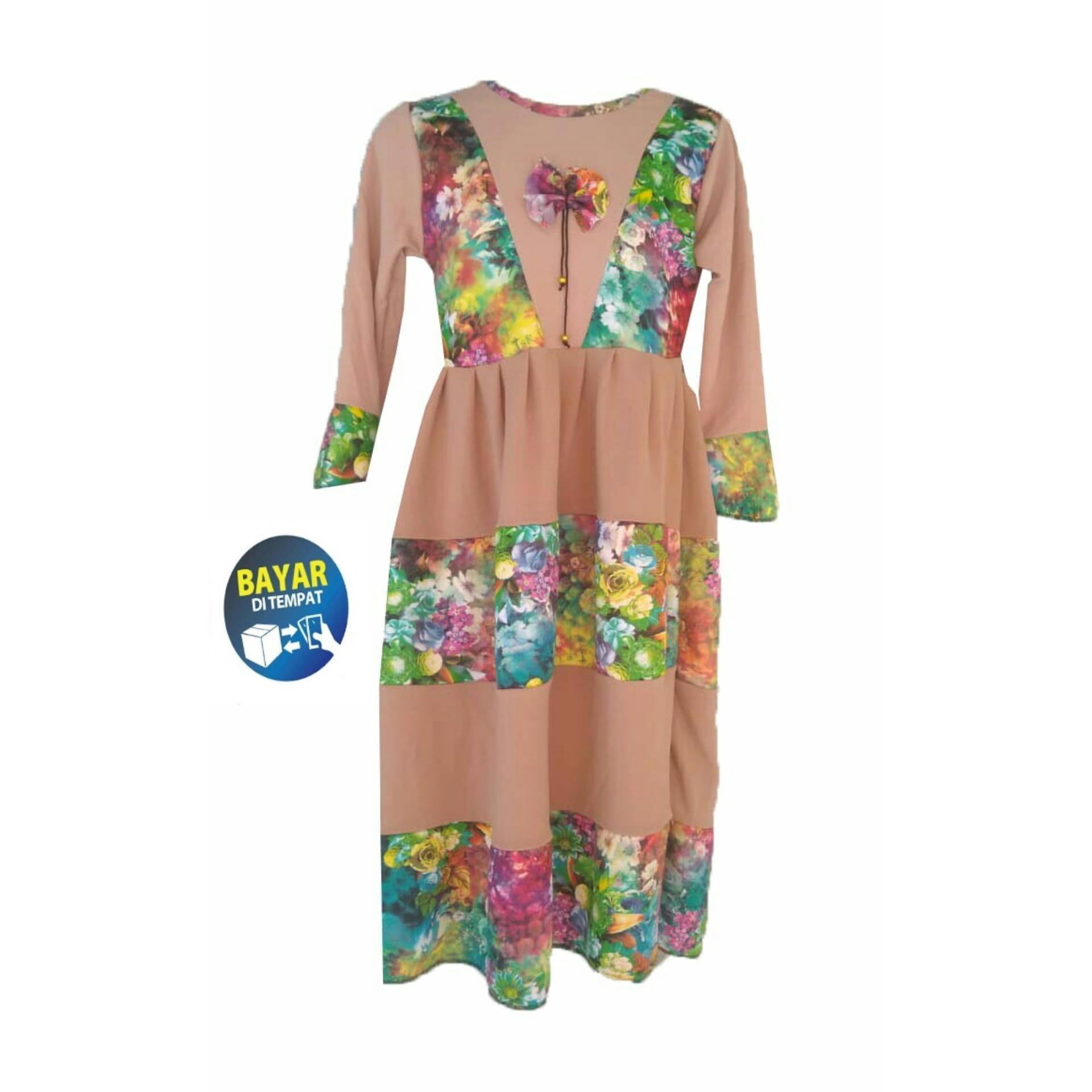 (BEST SELLER) BELI 1 GRATIS 1 Baju Anak / Gamis Anak / Baju Muslim