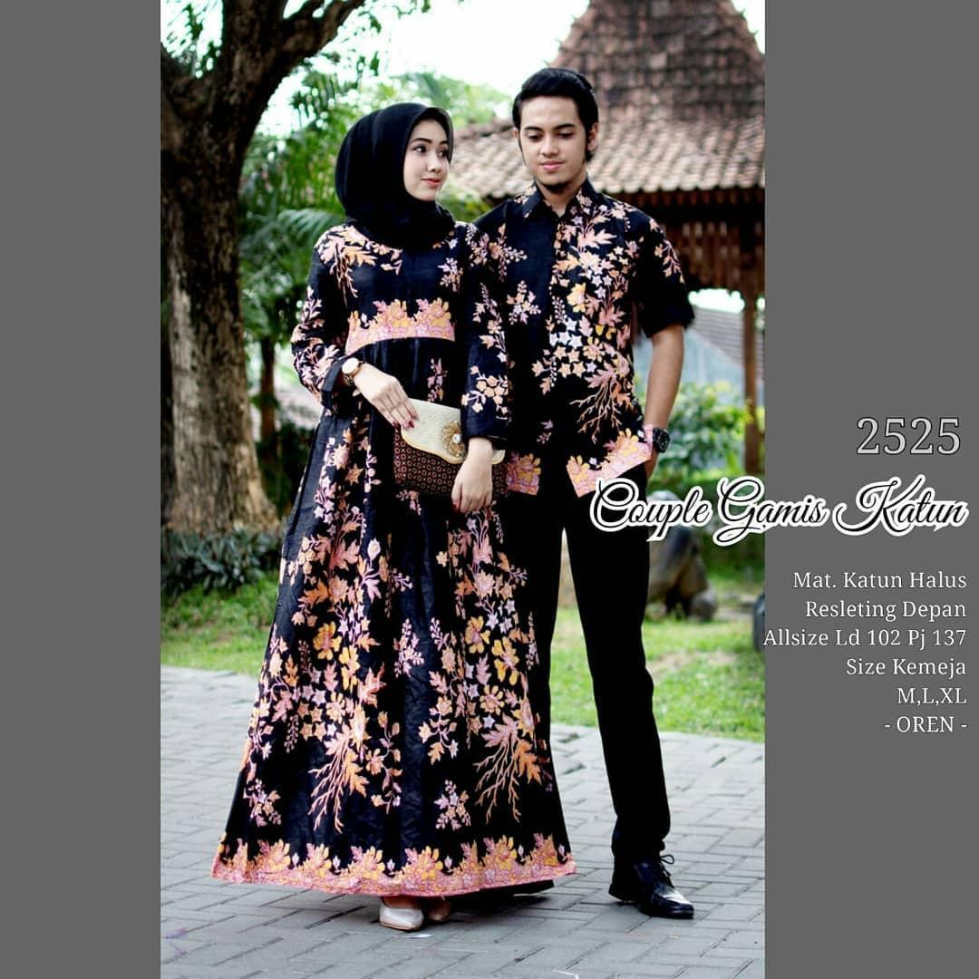TERMURAH ( COD ) - Baju Batik Couple/ Batik Sarimbit / Baju Batik Kondangan / Batik Couple / Hem Batik / Batik Pekalongan / Batik Murah / Batik Couple Murah / Setelan Batik Couple / Batik Couple Gamis katun 2525