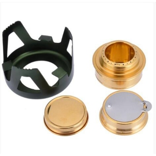 Outdoor Camping Alcohol Stove, Vaporized Liquid Alcohol Stove, Portable Creative Alcohol Stove thumbnail