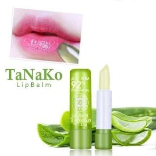 LIPBALM ALOEVERA 99% Lidah Buaya - PELEMBAB BIBIR Untuk Bibir Kering thumbnail