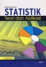 Harga Erlangga Buku Statistik Jl 1 Ed 7 Supranto J Satu Set
