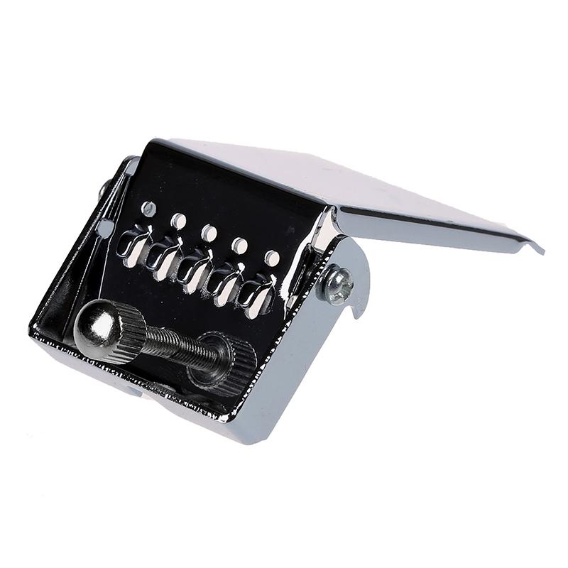 Banjo Tailpiece For 5 String Nickel Chrome Plate Silver Giá Ưu Đãi Nhất
