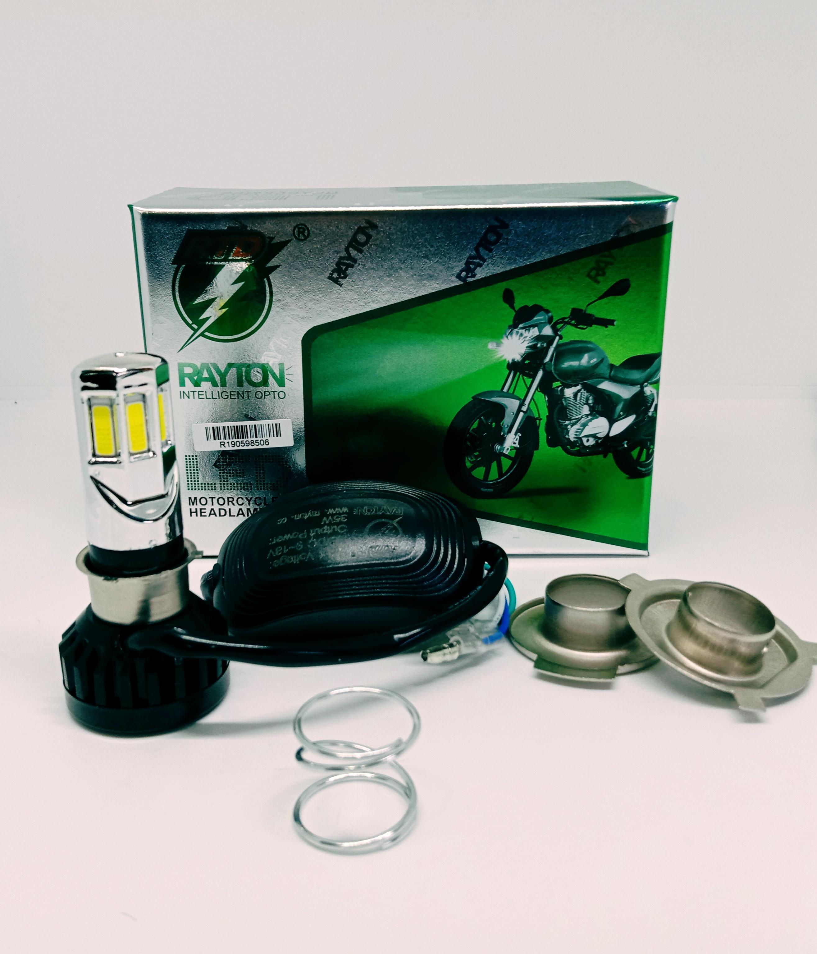 Lampu Led motor RTD 6sisi 35w 100% original RTD - Putih/All Motor Vario Beat Scoopy Nmax Aerox Mio Satriu Fu Vixion Ninja Nuvo Vega Jupiter mx,Dan Masih Banyak yang Lainya...