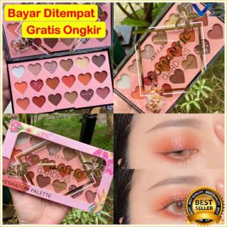 Bisa COD Per Pc Eyeshadow Anylady Romantic Gardens Any Lady Palette 764 Murah Promo Turun Harga thumbnail
