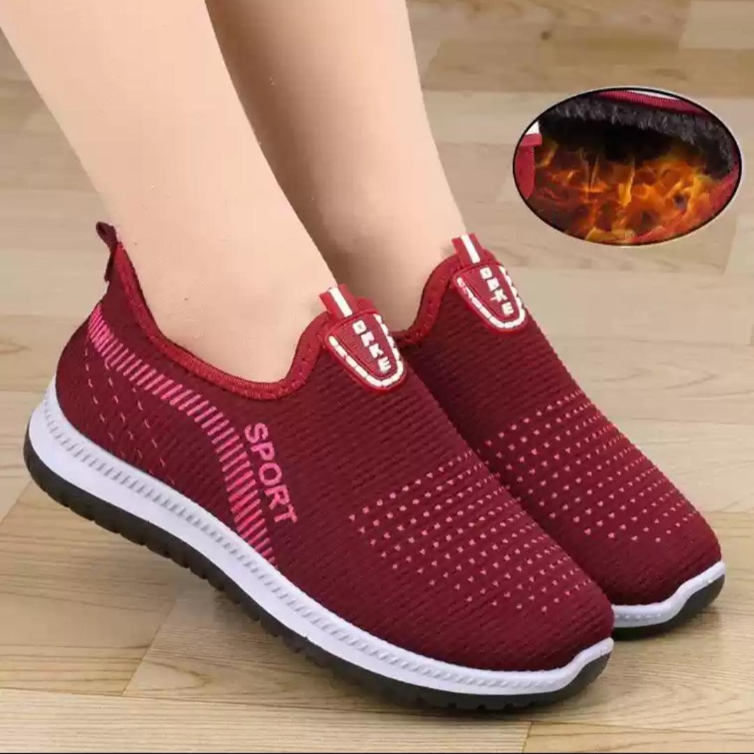 sepatu kwi Sport Wanita sepatu jalan santai wanita