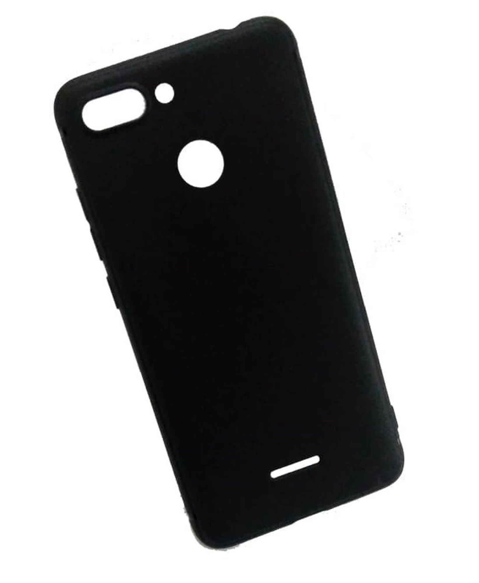 Mika HP Xiaomi Redmi 6 Terbaru Softcase Matte Spesial Edisi Black