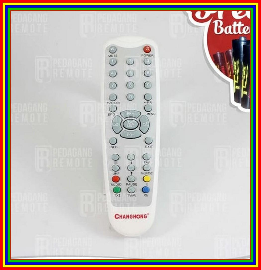 Remot/Remote TV LCD/LED Changhong Ori/Original