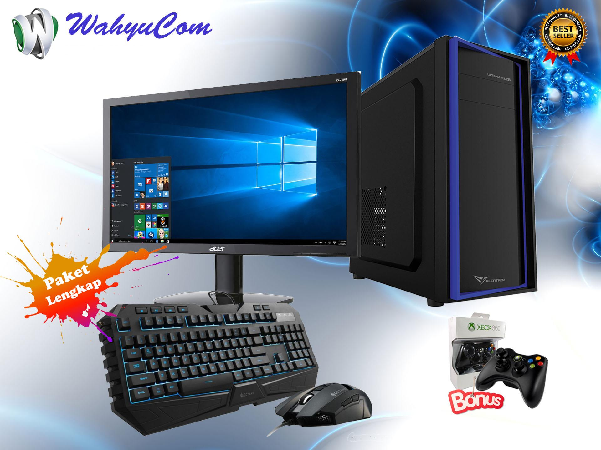 Pc Rakitan Core I5 2400 By Wahyucom