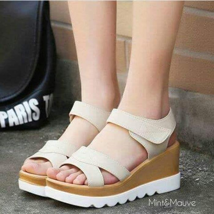 Footwer.ltd - WEDGES ALEXA NEW FT-1176
