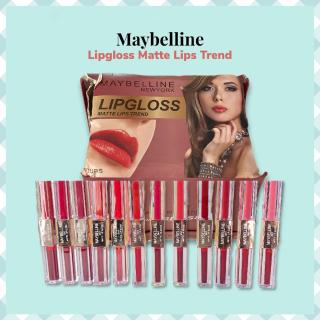 BSG-(COD)MAYBELLINE 2in1 LIP CREAM &amp LIP TINT - lip matte cream 2in1 lip tint thumbnail
