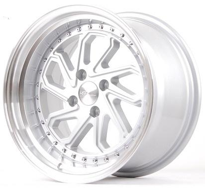 Velg Mobil Ring 16 HSRDOBO Silver Jazz RS Yaris Sirion Agya Brio RS