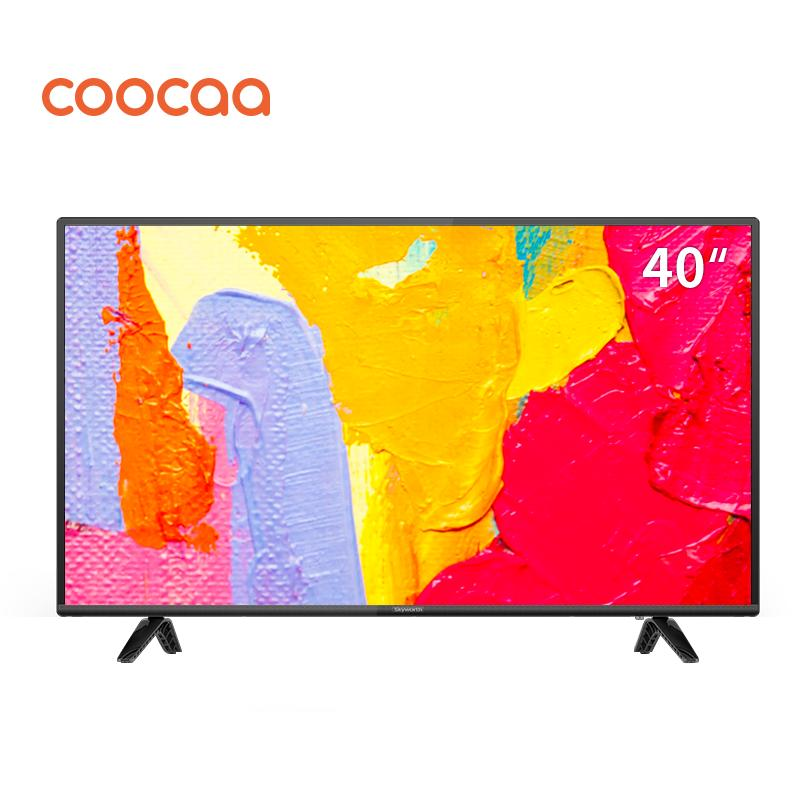 COOCAA LED TV 40 inch OS Coocaa Lite Smart TV - Wifi - FULL HD Panel - Slim - Digital TV (Model : 40S5C)