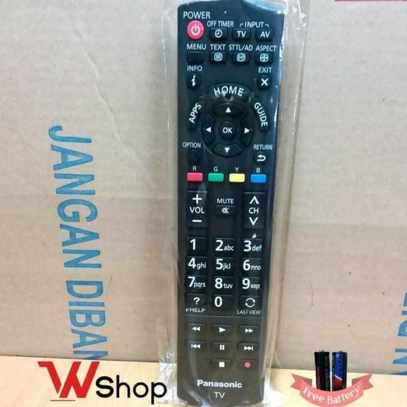 REMOTE/REMOT TV LCD LED VIERA TOOLS/VIERA LINK PANASNIC ORIGINAL