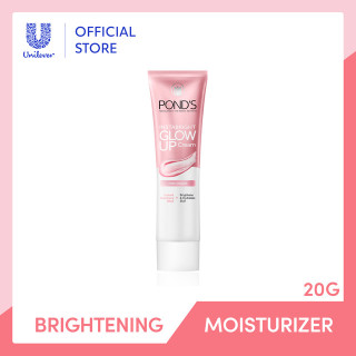 POND S Glow Up InstaBright Illuminating Moisturizer Cream Pink Crush 20g thumbnail