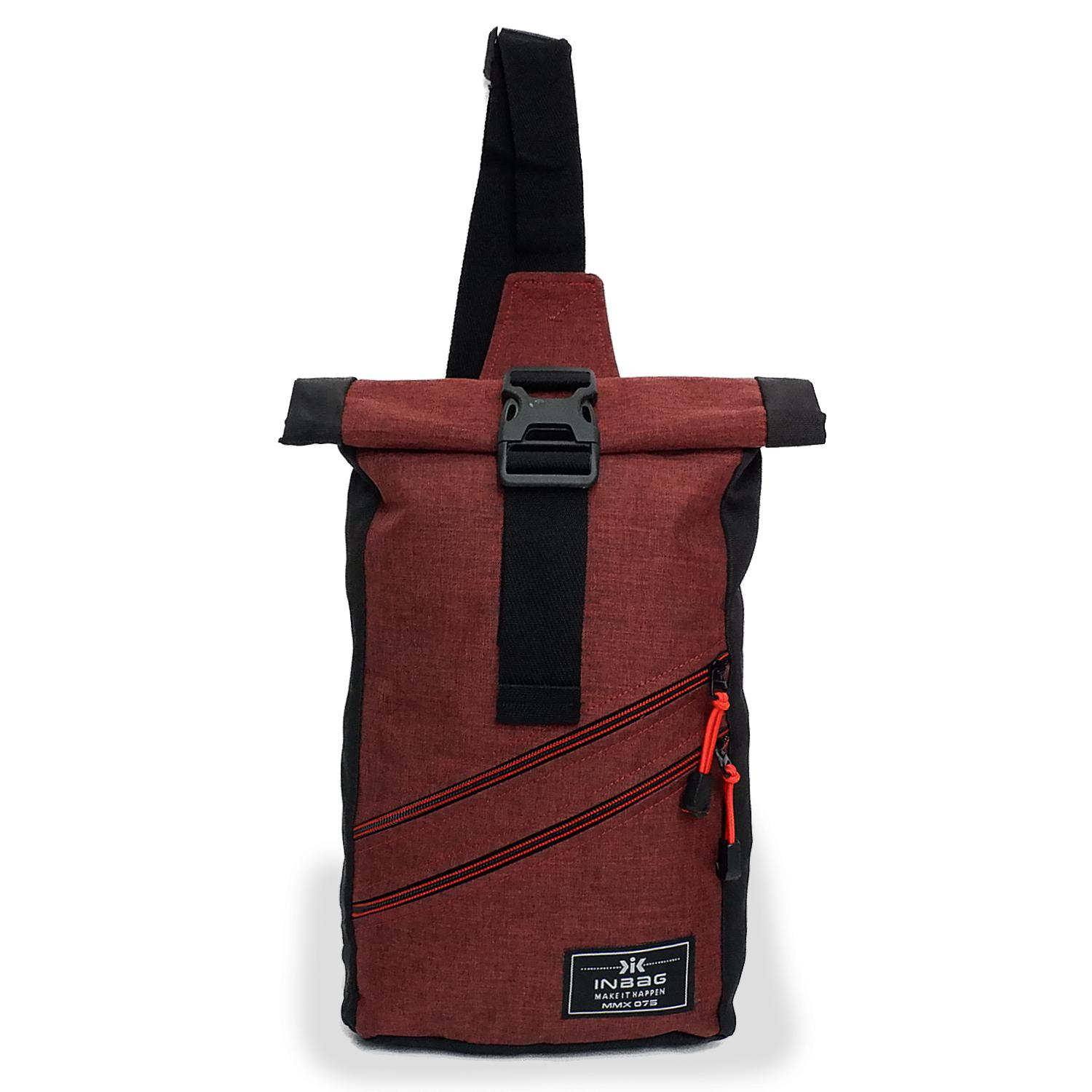 Sling Bag InBag Travell Mode Selempang Kanvas InBag Travell Model