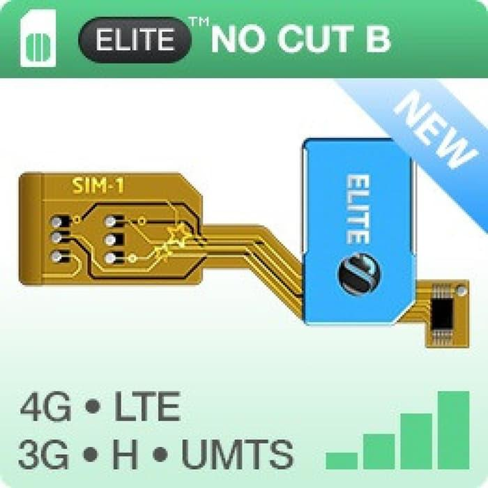 AH912 Magic-SIM NO CUT B Dual SIM Card Adapter for Smartphone