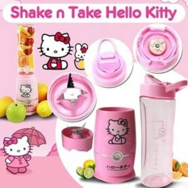 HA- HARGA PROMO RAMADHAN Blender Shake And Take karakter HK 2 CUP