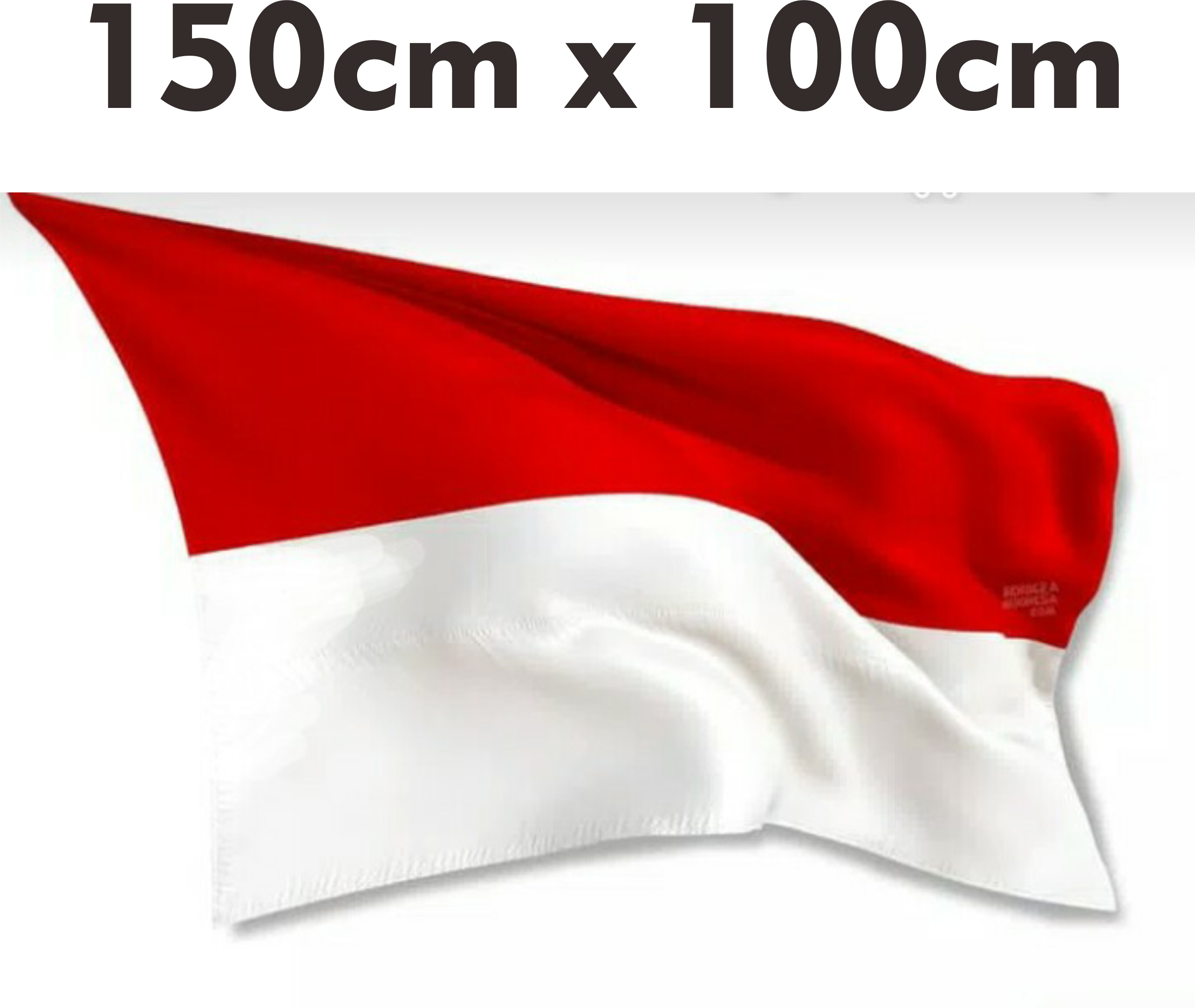 Jual Bendera Merah Putih/Bendera 20an/Bendera Kebangsaan Indonesia/Bendera  Merah Putih Murah/Bendera Segala Ukuran