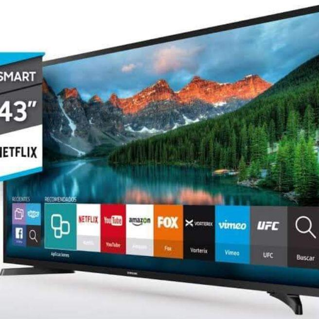 SAMSUNG Smart TV 43 INCH UHD TV