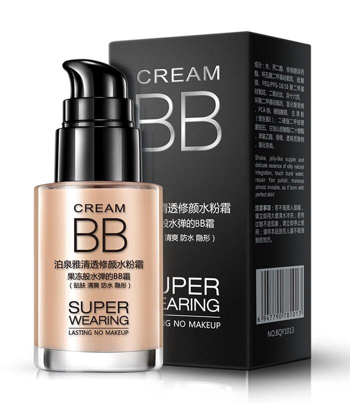 Bioaqua Bb Cream Super Wearing Lasting Concealer Foundation Make Up By Maxindostore88.