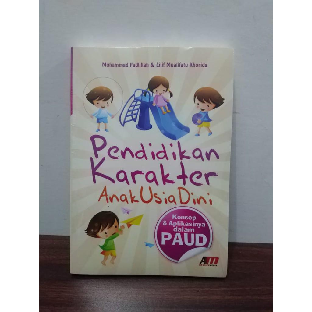 Buku Pendidikan Karakter Anak Usia Dini Muhammad Fadilah Lazada Indonesia