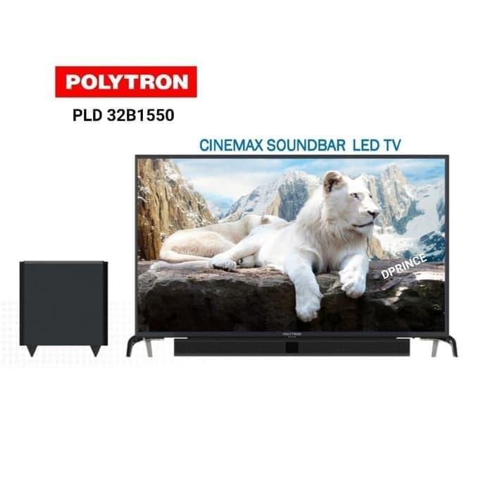 POLYTRON LED SOUNDBAR 32 INCH PLD32B1550