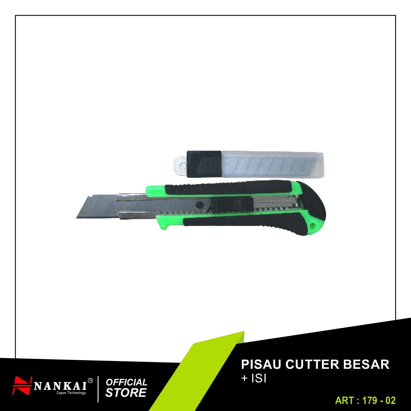 Nankai pisau cutter 02