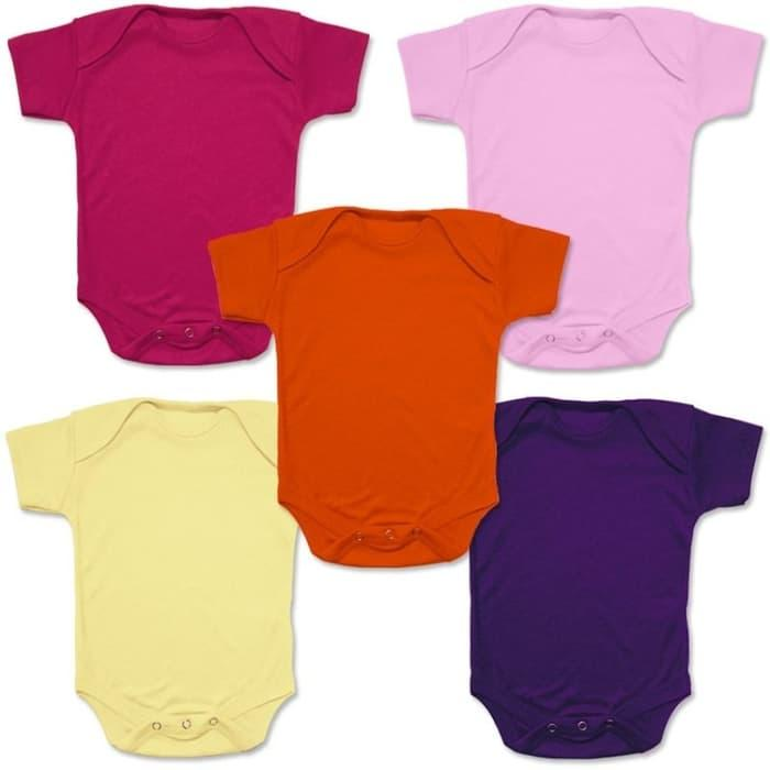 Miabelle Bodysuit Set 5 Buah By Mom & Baby Collections.