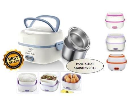 Rice Cooker Mini Multifungsi Elektrik By Toko Sukses Batam.